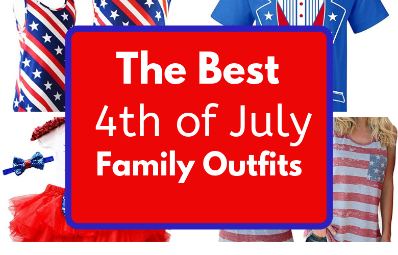 July 4th Coordinating Family Outfits