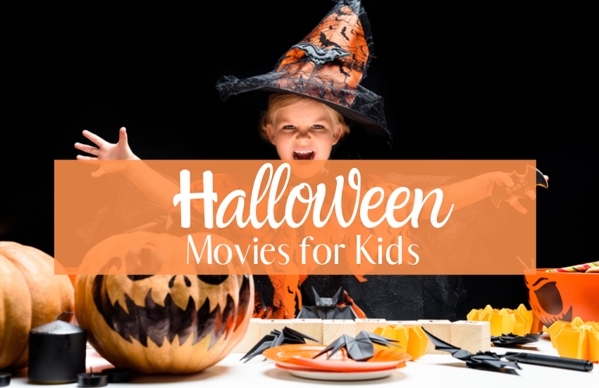 Not So Spooky Halloween Movies for Families