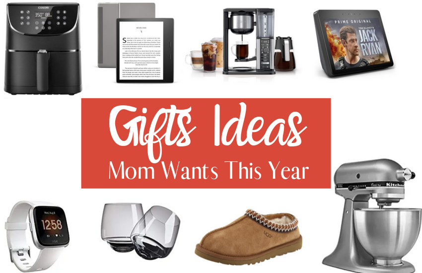All The Gifts Mom REALLY Wants for Christmas 2019