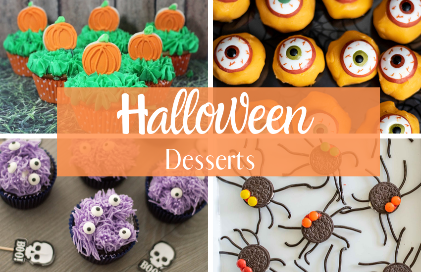 Delicious Halloween Desserts for Kids