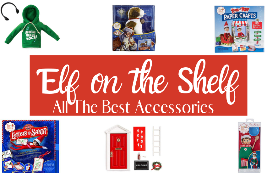 The Best Elf on the Shelf Accessories