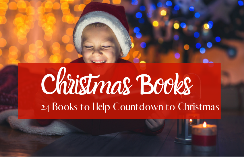 24 Christmas Books to Read to Your Family