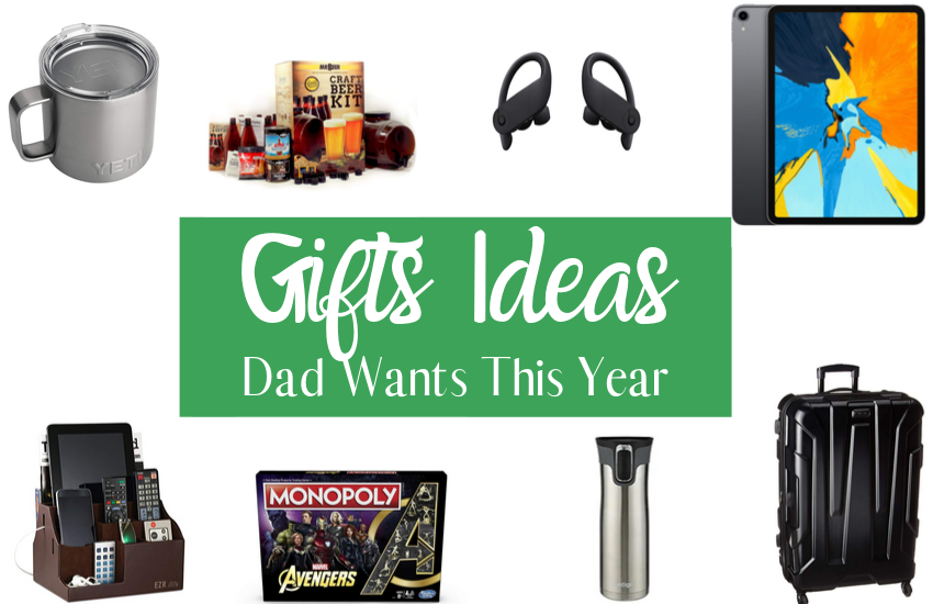 The Gifts Men REALLY Want for Christmas in 2019