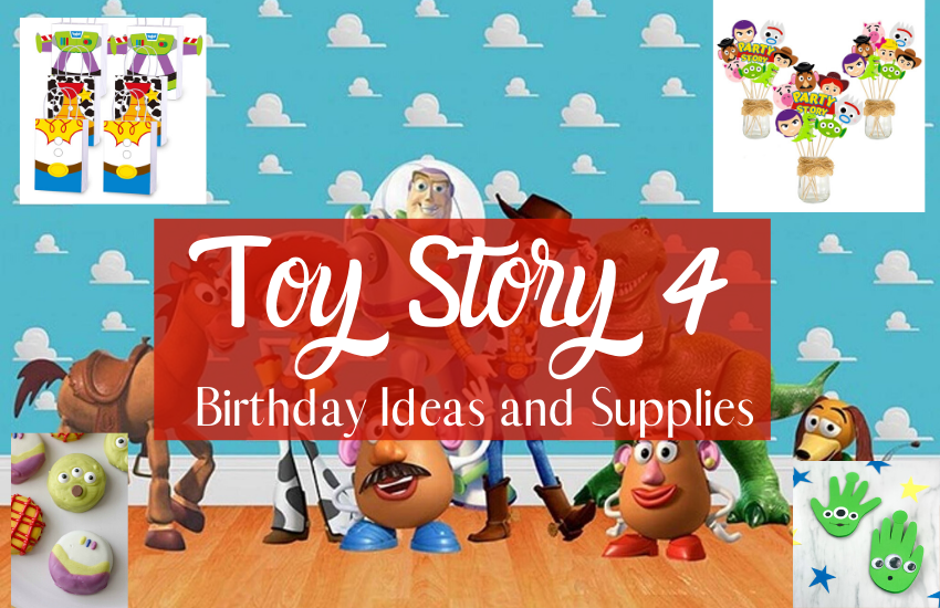 Simple and Easy Toy Story 4 Birthday Ideas