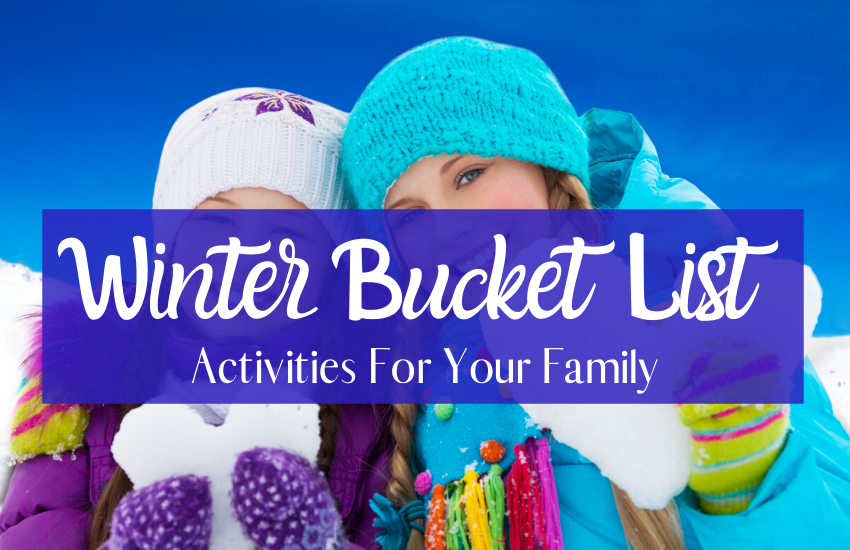 Winter bucketlist