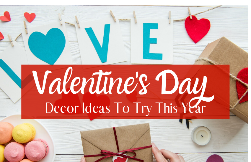 The Best Valentine's Day Decor To Try This Year