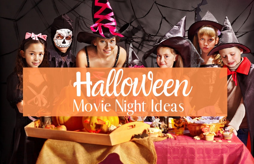 How To Host The Ultimate Halloween Movie Night For A Killer Good Time