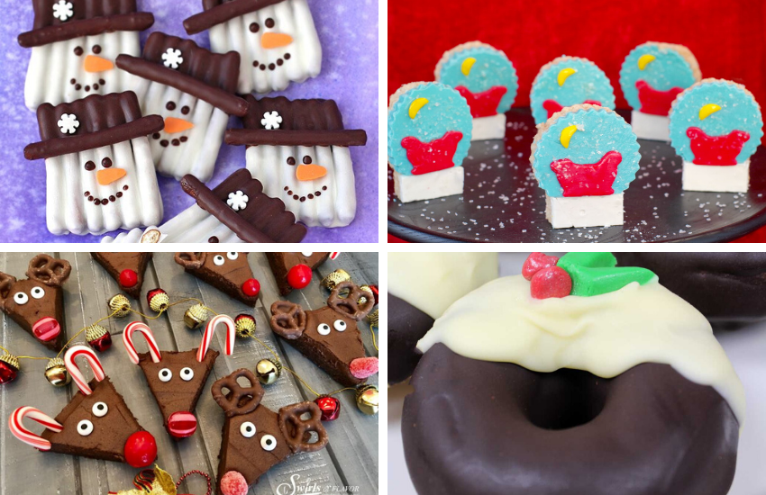 Simple And Delicious Christmas Treats for Kids