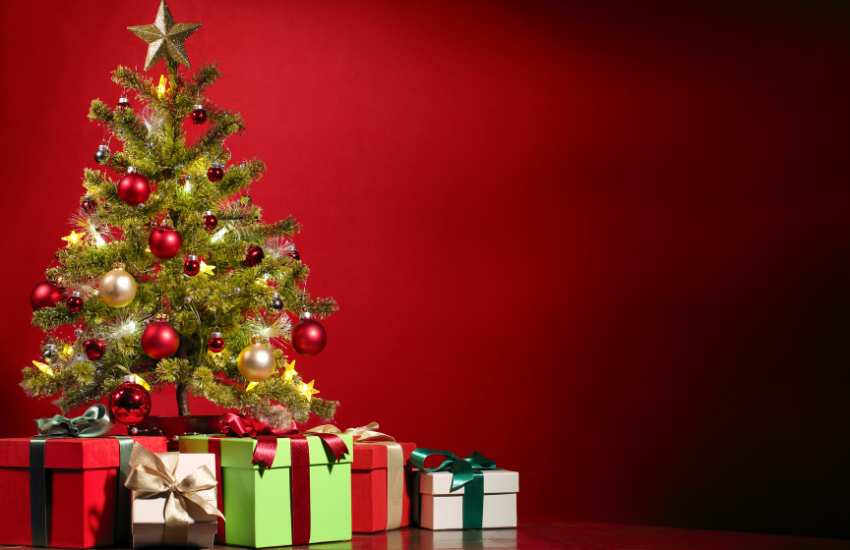 How To Get Paid To Christmas Shop