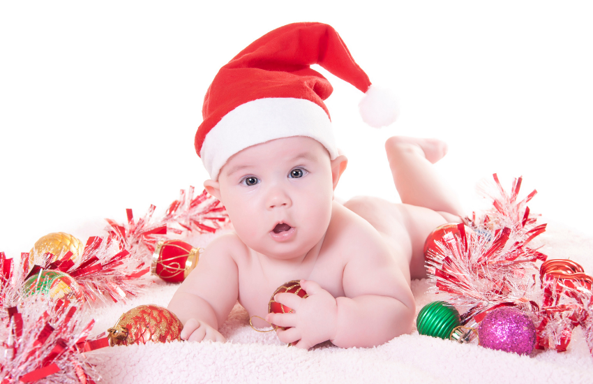 Celebrate Your Baby's First Christmas With These Unforgettable Traditions