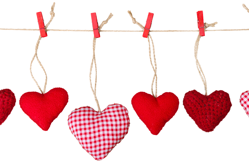 Countdown To Valentine's Day With These 14 Ideas