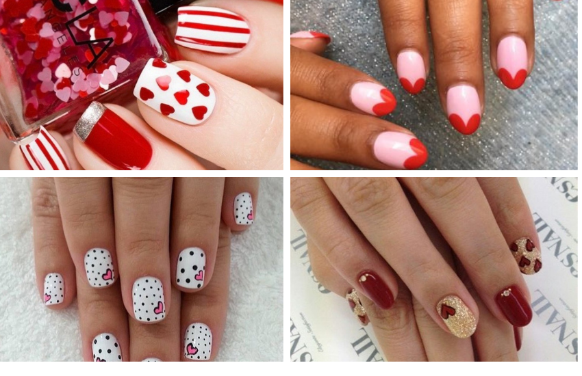 Gorgeous Valentine's Day Nail Designs You Will Love