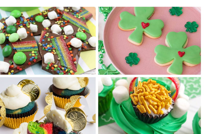 St. Patrick's Day Snacks and Treats