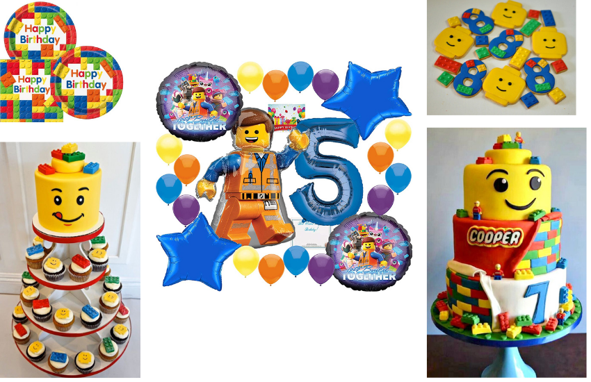 How To Plan The Ultimate Lego Birthday Party