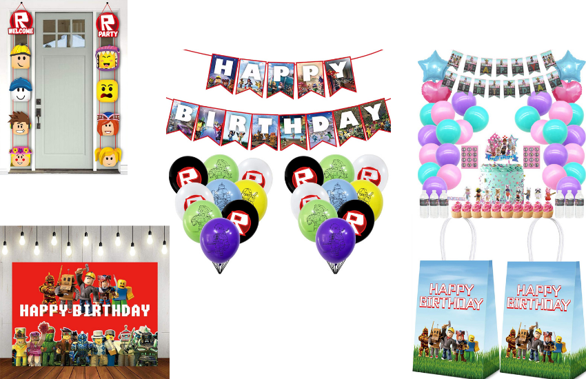Roblox Birthday Party Ideas Perfect For Your Favorite Gamer