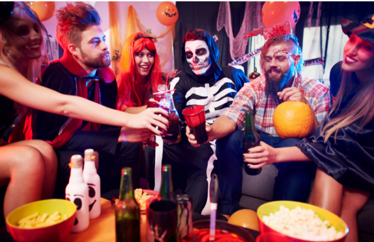 The Ultimate List Of Halloween Party Themes For Adults