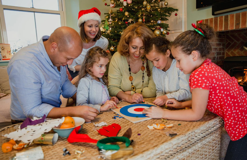 The Best Christmas Games To Play As A Family